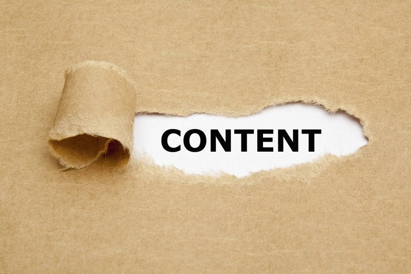 Content-Driven Website Design